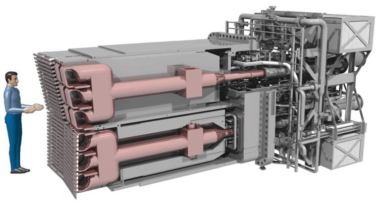 Das ICRH-System -Ion Cyclotron Resonance Heating