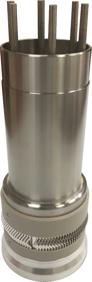 vakuumlöten-Ion Cyclotron Resonance Heating